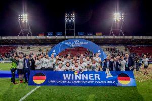 Gewinner der U21 Europameisterschaft